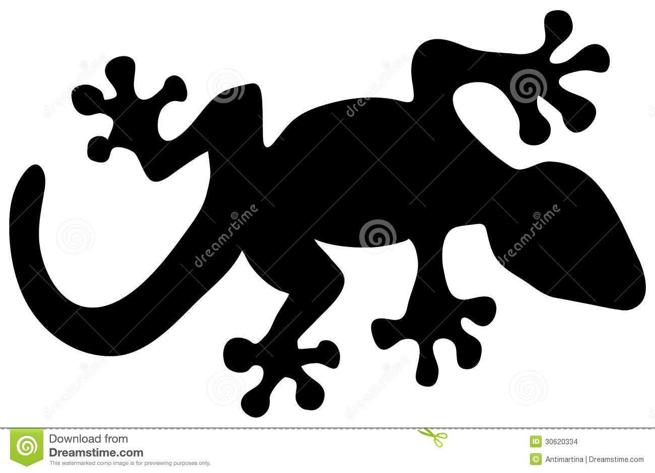 silueta del lagarto tattoos pinterest silhouette stencils and