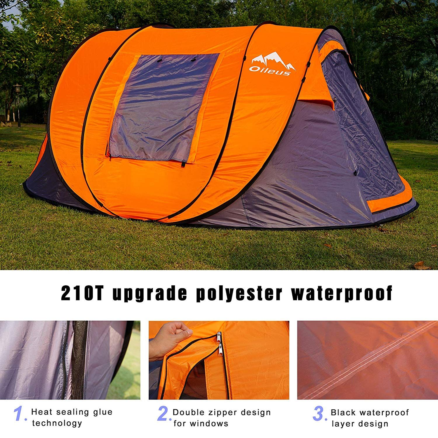 10 Best 4 Person Tent of 2020 Reviews