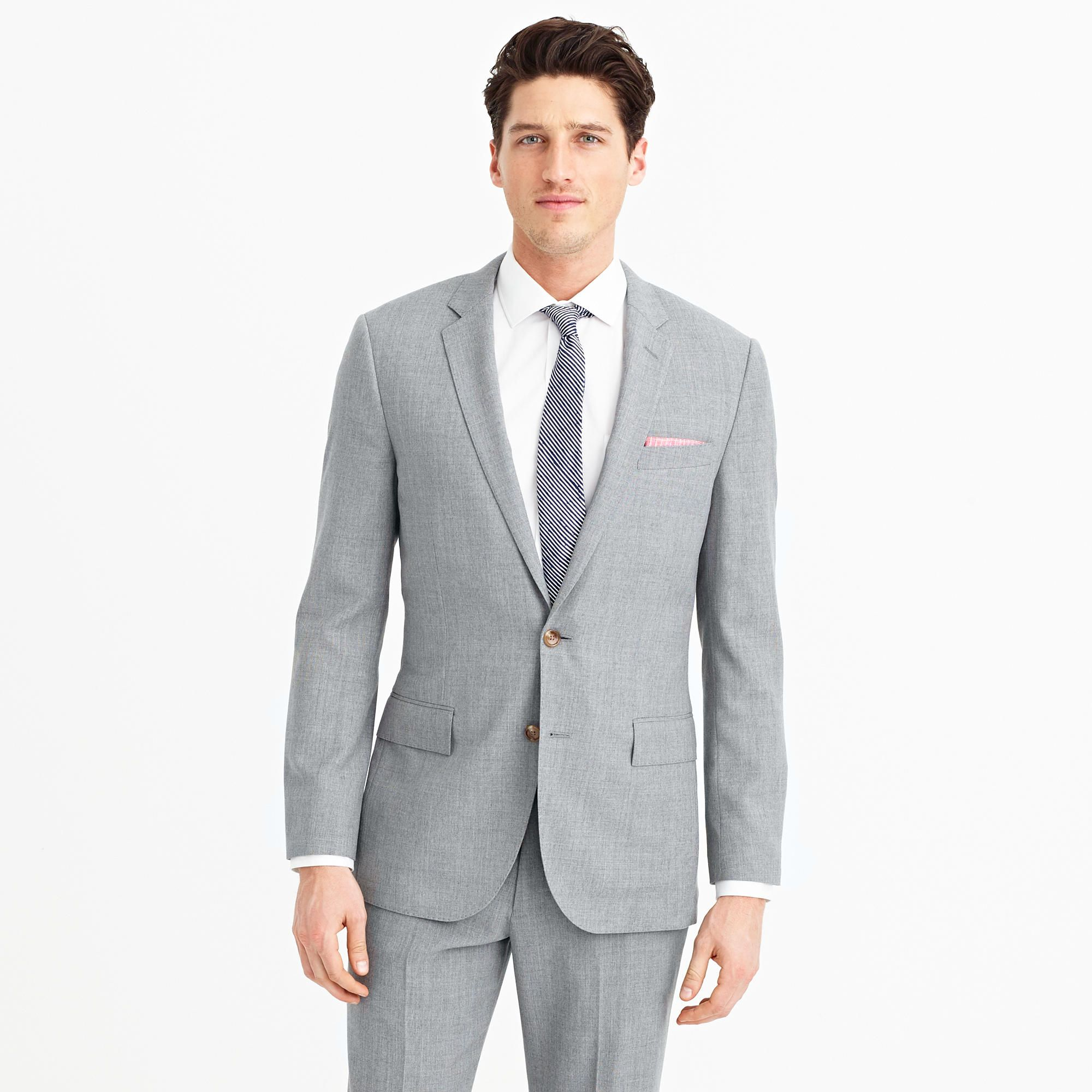 Ludlow Traveler suit jacket in Italian wool : suiting | J.Crew ...