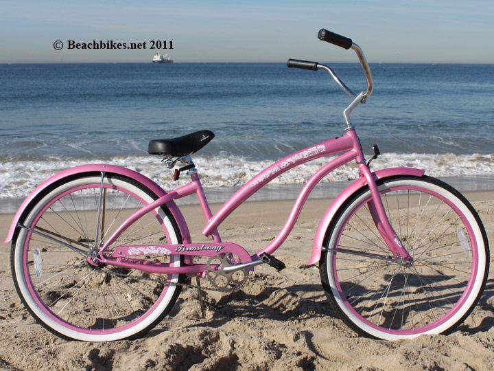 "26/"" Beach Cruiser Bike Firmstrong Bella Classic LadyPurple"