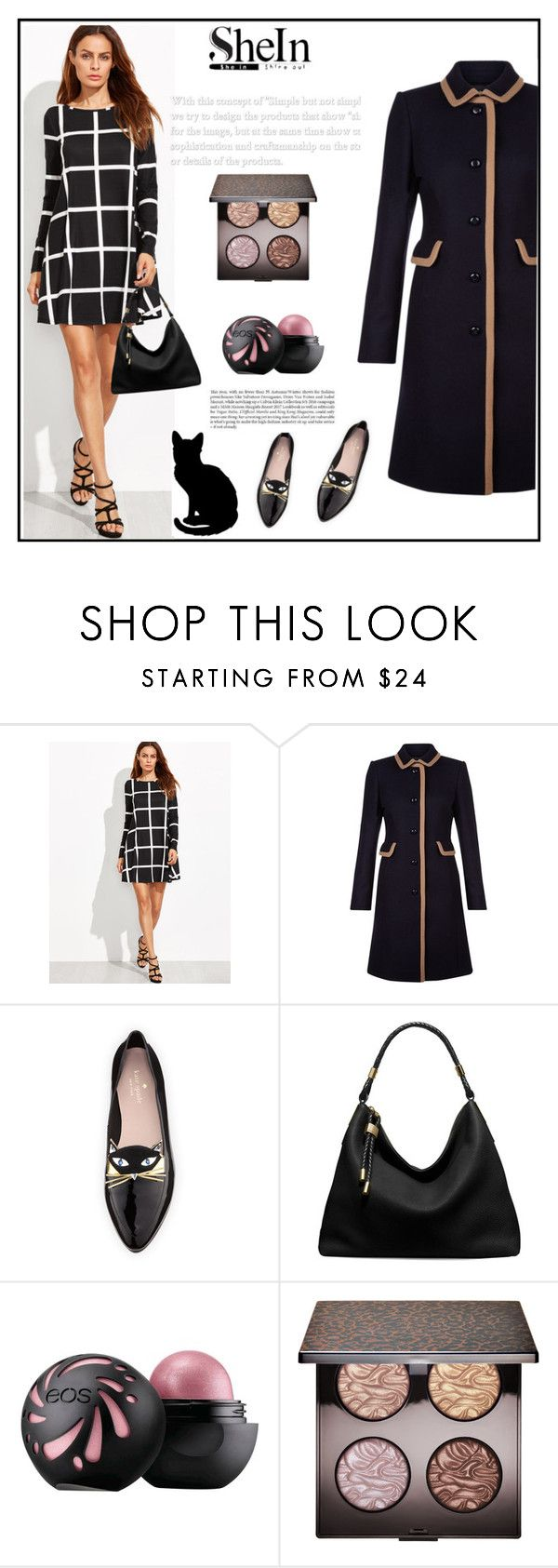 """Untitled #788"" by veronica7777 ❤ liked on Polyvore featuring Hobbs, Kate Spade, Michael Kors and Laura Mercier"