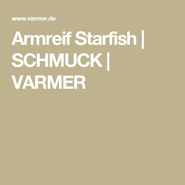 Armreif Starfish | SCHMUCK | VARMER