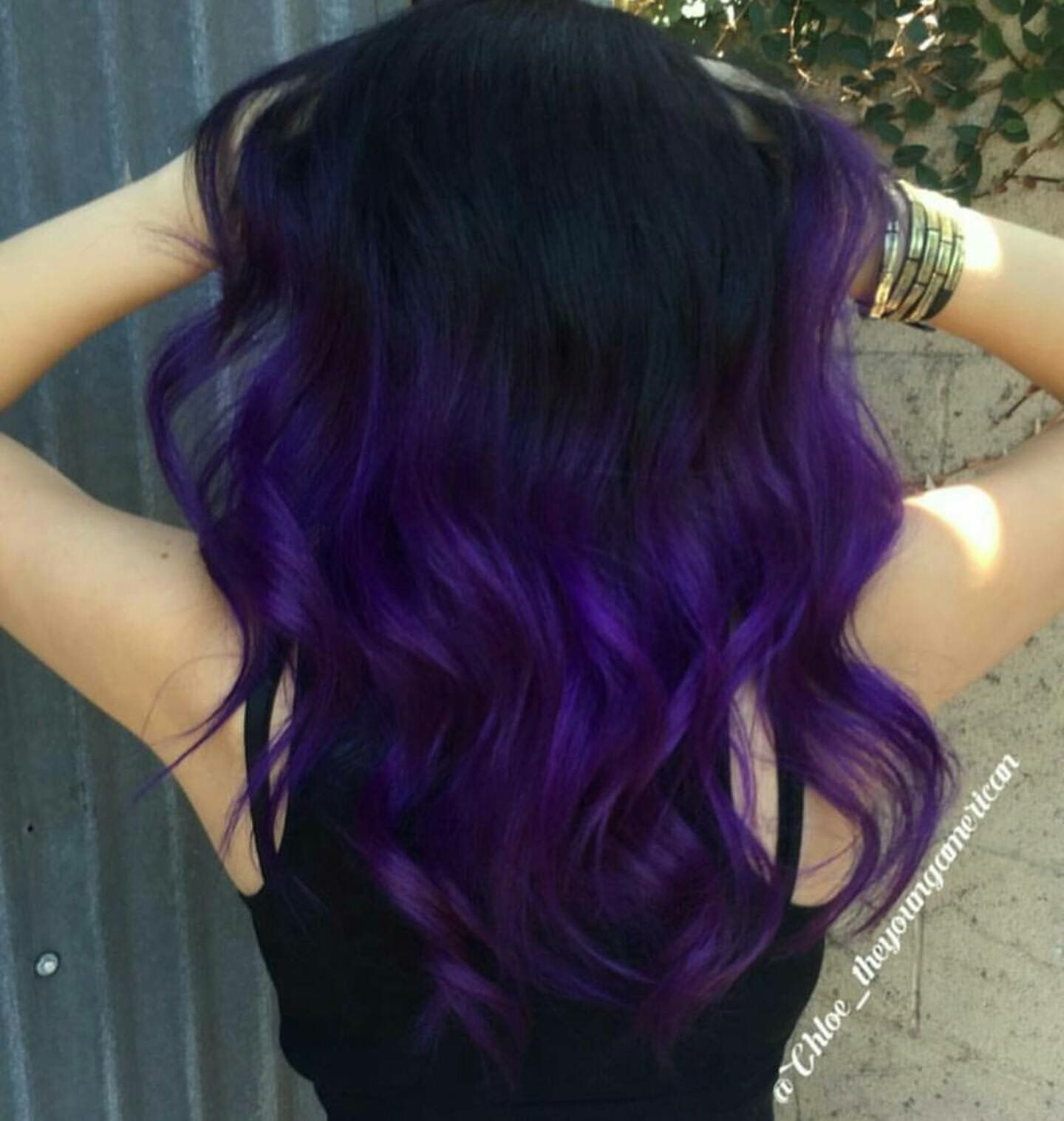 Pin By Stacy R Owens On Purple Pinterest Hair Coloring Hair