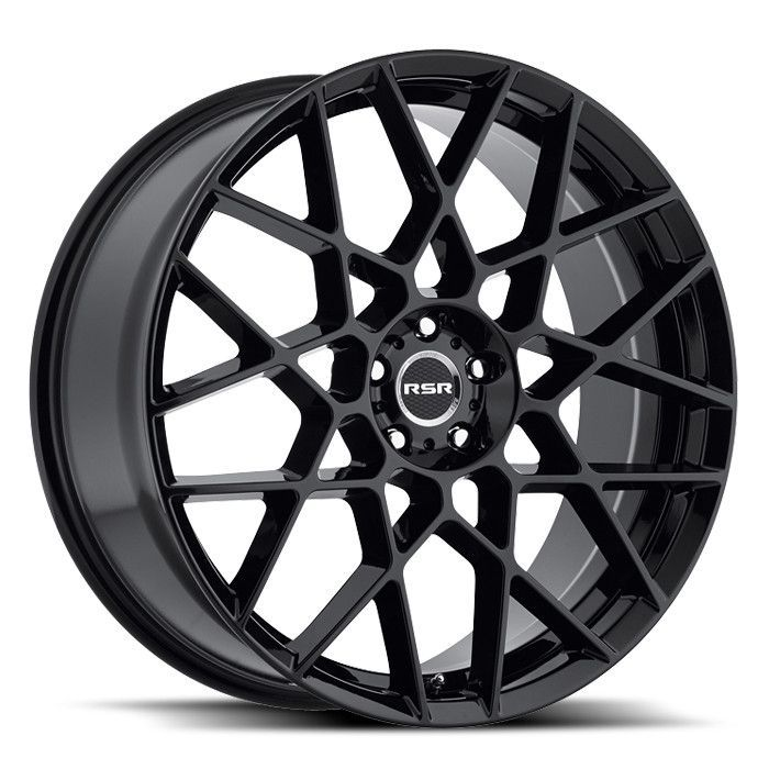 RSR R704 - Gloss Black (With Images)