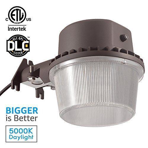 30W LED Flood light Outdoor Landscape Garden Security Wall Lamp Light 5000K DLC