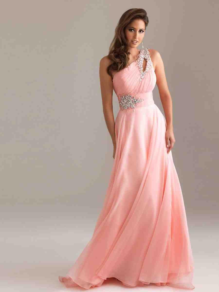 Pearl Pink Bridesmaid Dresses | pink bridesmaid dresses | Pinterest ...