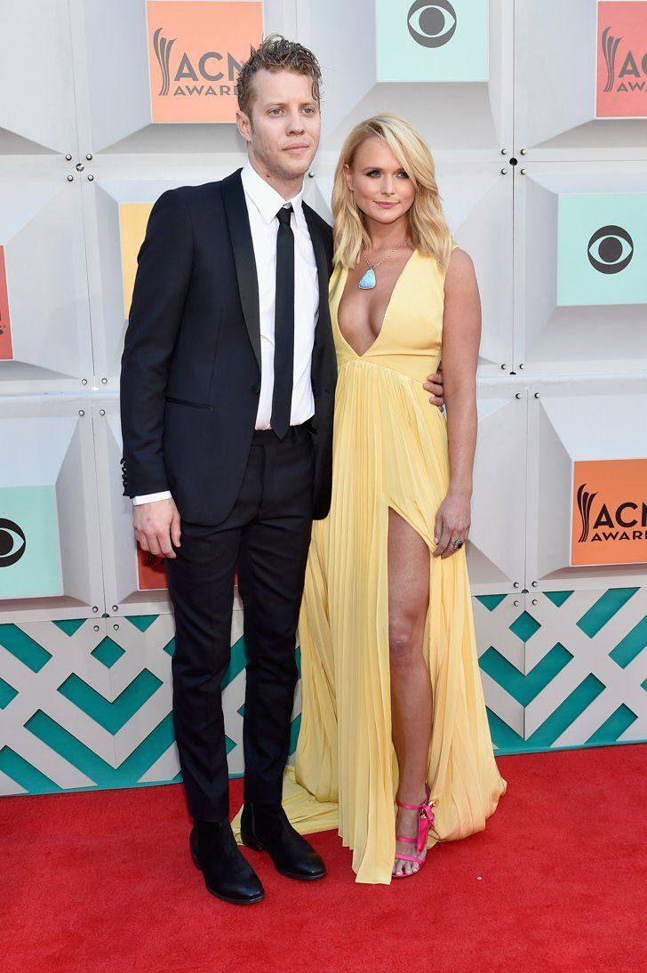 Pin for Later: Miranda Lambert Proves It's Time to Throw This Outdated Fashion Rule Out the Window She Showed Them Off As She Posed Next to Her Boyfriend Anderson East