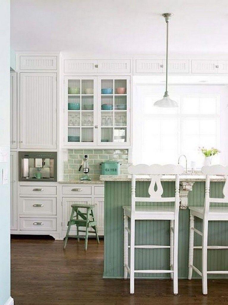 extravagant beach cottage kitchen design and decorating kitchen