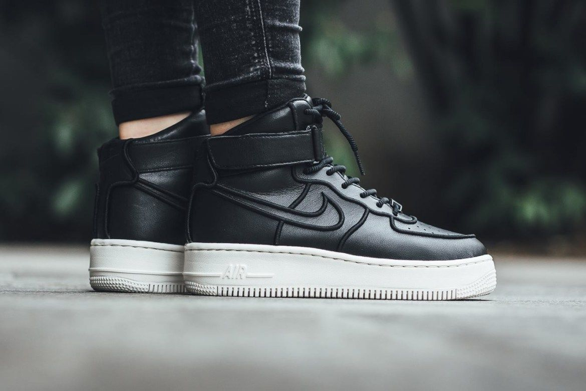 new arrival 44f96 1bc0b The Nike Air Force 1 Upstep Gets A