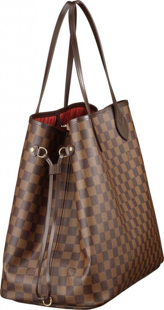 4ed16770c723 Louis Vuitton Neverfull GM Large Tote Bag 1 541x1024   Luv My Louis Vuitton  in 2018   Pinterest   Sac à Main, Sac and Maroquinerie