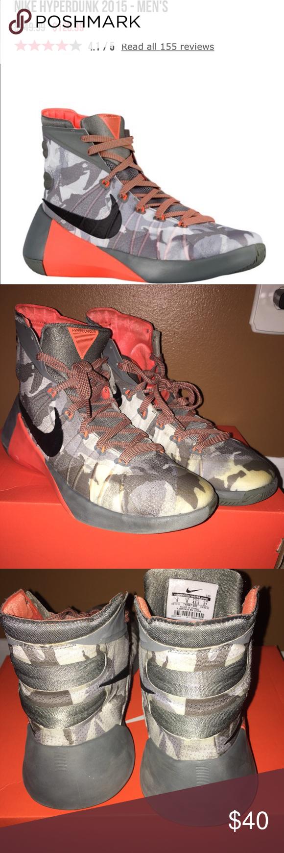 8daf95230a4a Nike Men s Hyperdunk Sneakers Nike Men s Hyperdunk 2015 PRM EP ...