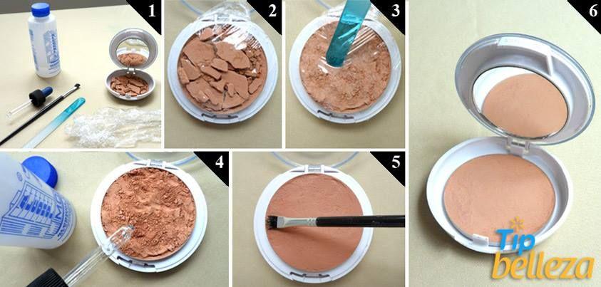 Make Up Tip Trucos De Belleza Maquillaje Roto Tips Para Maquillarse