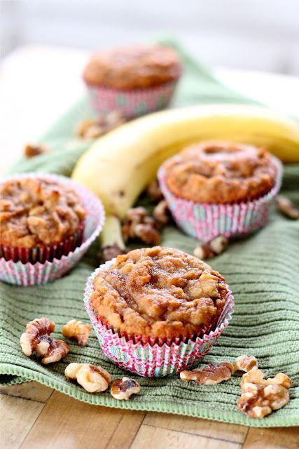 coconut banana muffins, coconut flour