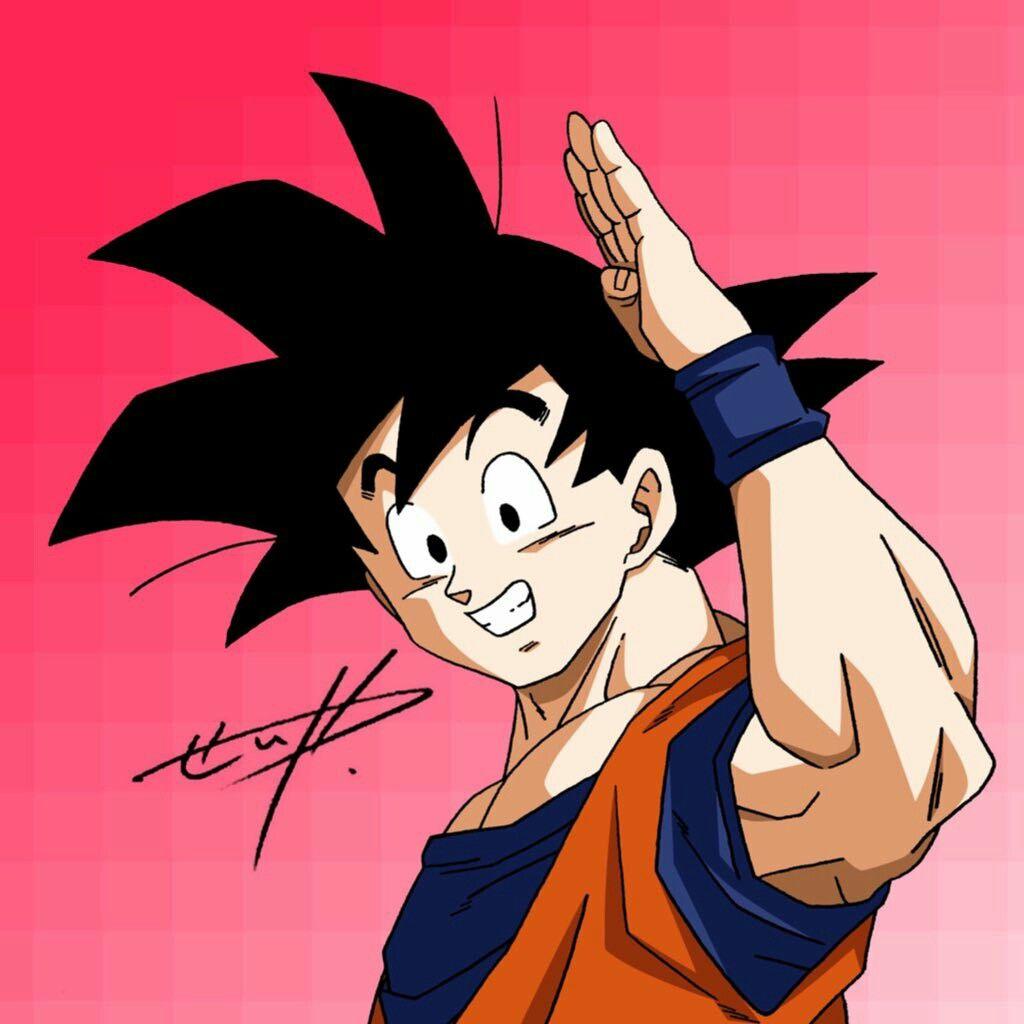 Goku W Goku Dragon Ball Z C Toei Animation Funimation Sony Pictures Television Dragon Ball Dragon Ball Z Dragon Ball Super