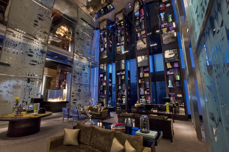 W Hotel Santiago 03 The W Santiago Amsterdam Hotel Starwood Hotels