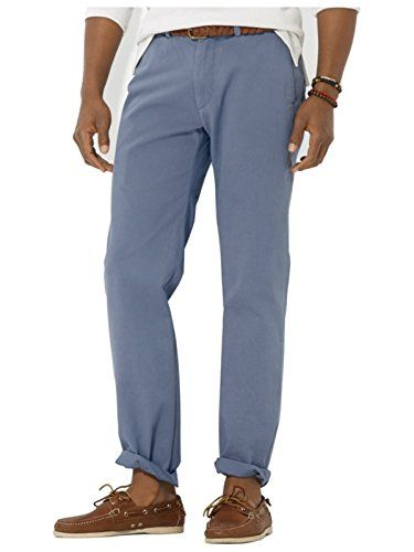 Kenneth Cole REACTION Mens Bedford Corduroy Straight Fit Plain Front Pant