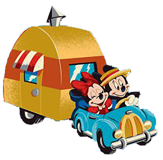 mickey minnie camper mickey mouse pinterest mice disney art rh pinterest com Mickey Mouse Valentine Clip Art Mickey Mouse Valentine Clip Art