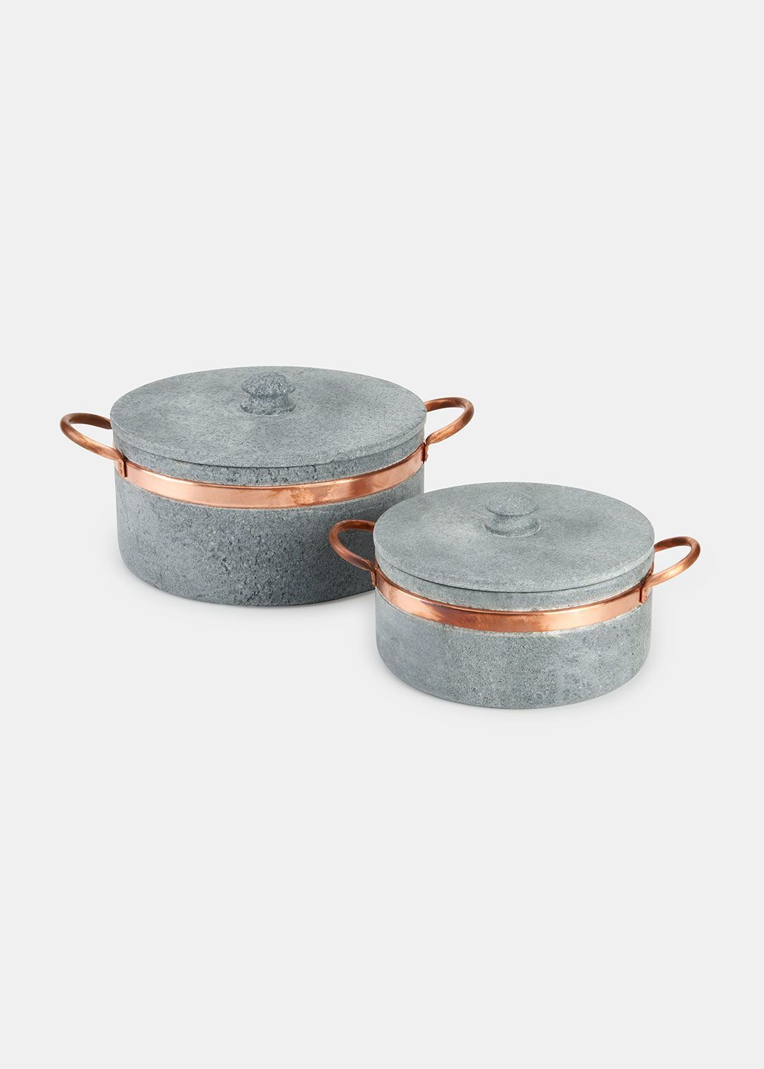 Soapstone + Copper Casserole Pan | Rodale\'s | Gifts for the Cook ...