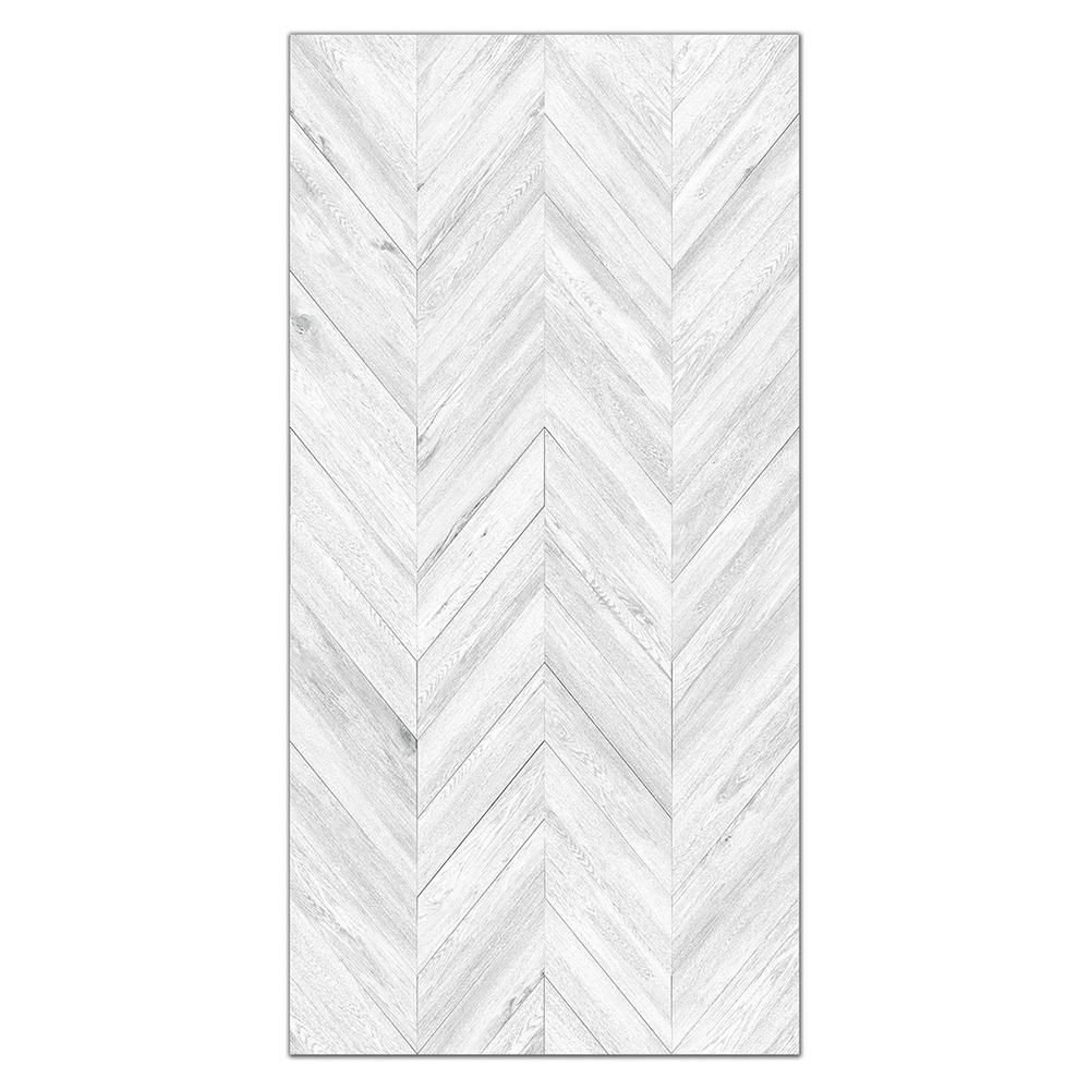 32 Sq Ft 1 4 In X 48 In X 96 In Mdf Chevron Whistler Paneling Panch I48w The Home Depot In 2020 Wall Paneling Diy Pvc Wall Panels Chevron Wall