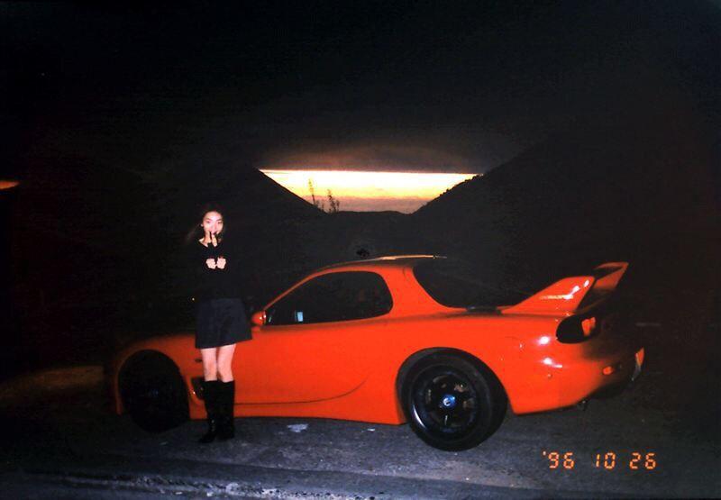 Someone S Girl Japan Mid 90s Http Ift Tt 2h8xk8c Street Racing Cars Classic Japanese Cars Japan Cars