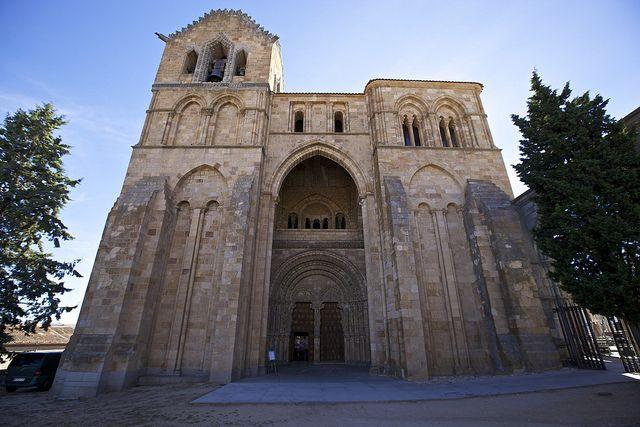 Basílica De San Vicente ávila Spain Spain Landmarks Building