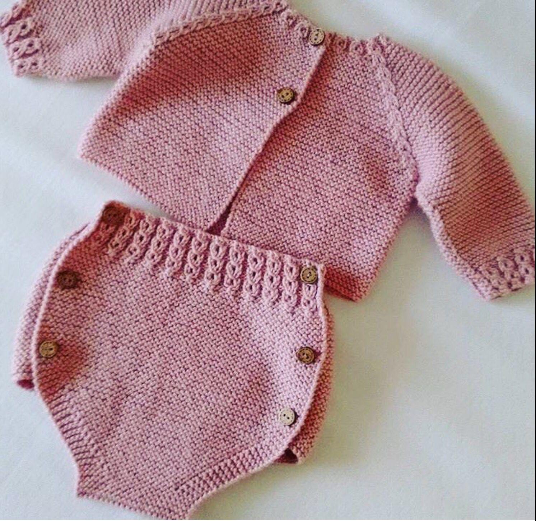 Club de labores | Knitting/Punto bebe | Pinterest | Babys und Stricken