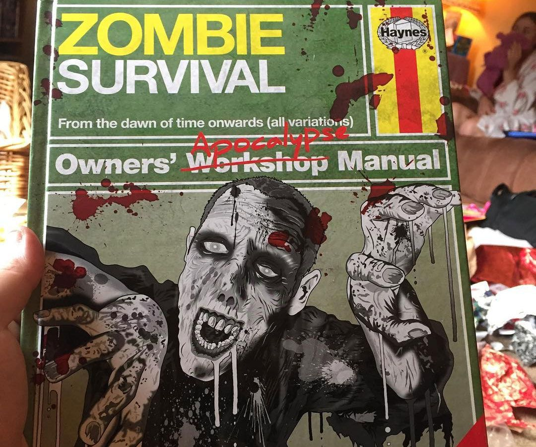 The Zombie Apocalypse Survival Manual Learn how to
