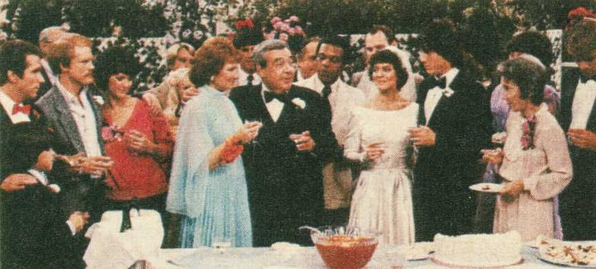 Joanie and Chachi's wedding - Sitcoms Online Photo ...