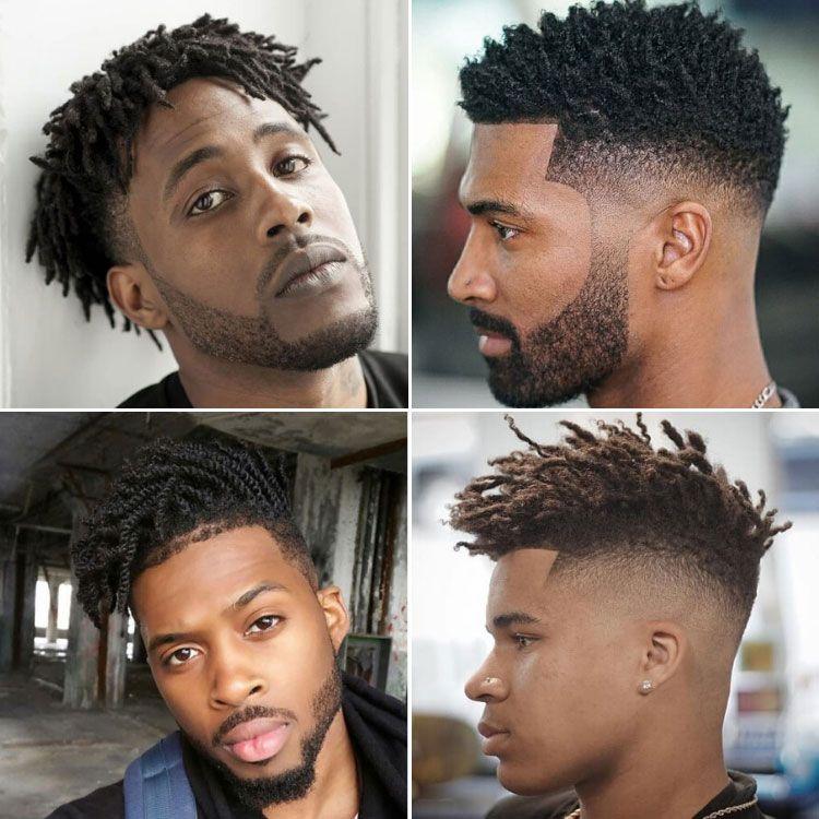 Haircut Black Guys With Long Hair