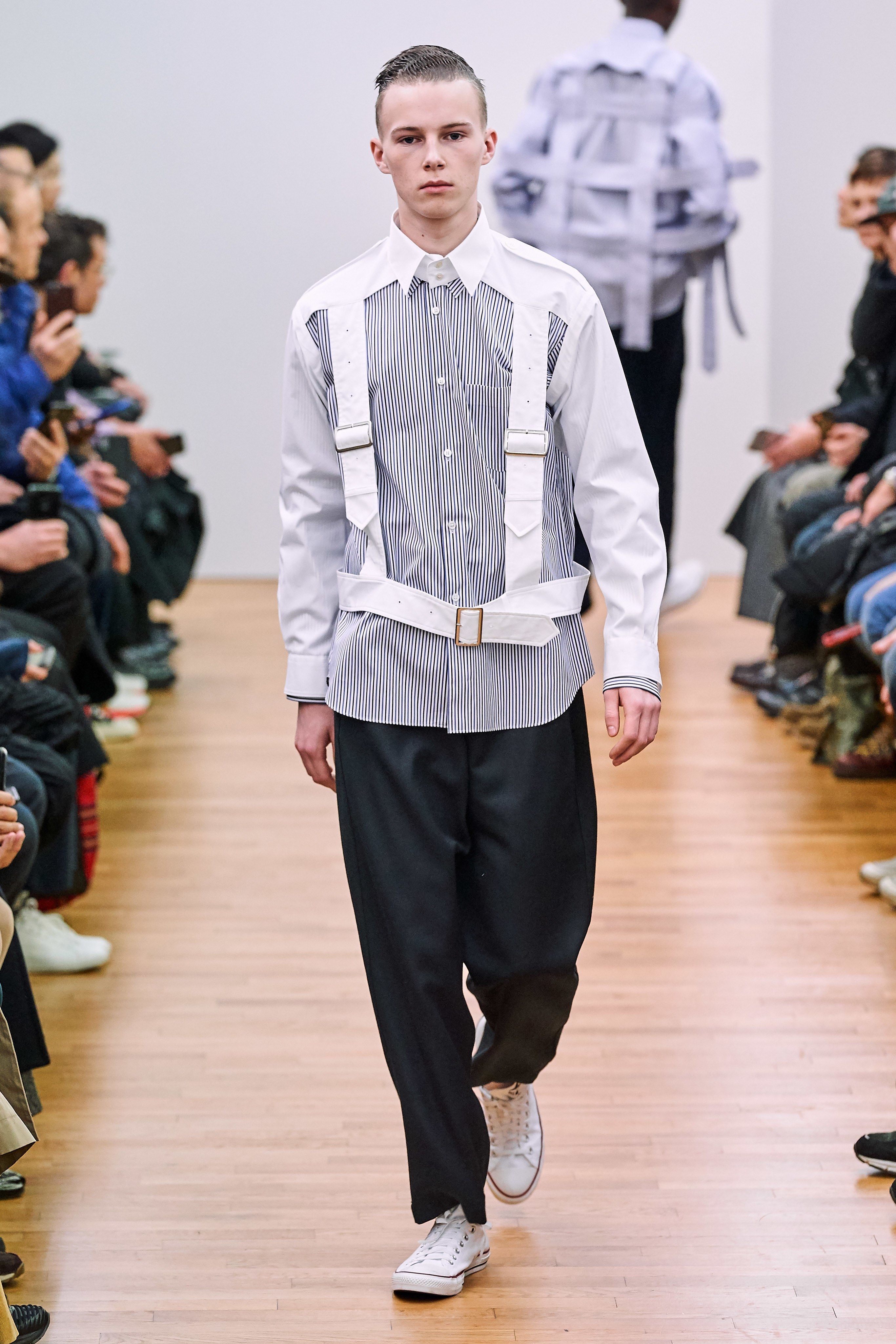 Comme des Garçons Shirt Fall 2019 Menswear Fashion Show