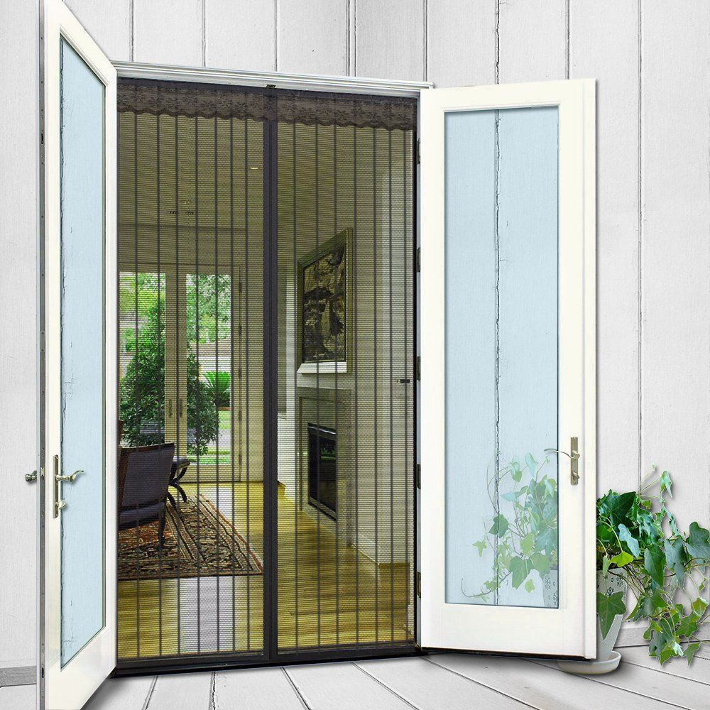 98 Reference Of Screen Door Magnetic Front In 2020 Magnetic