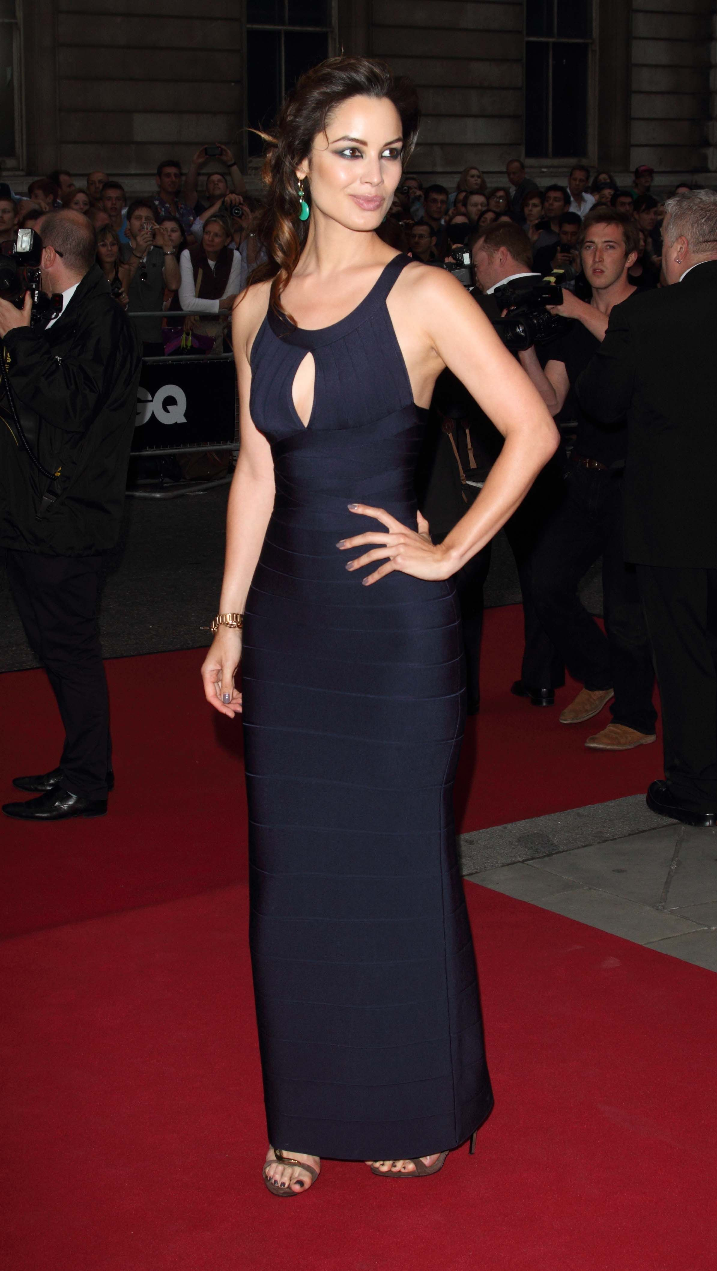 Skyfall Star Brnice Marlohe For Harper39s Bazaar En Espaol