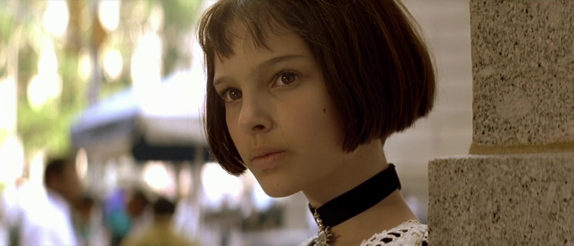 Young Natalie Portman in Léon aka The Professional   Young ... натали портман леон
