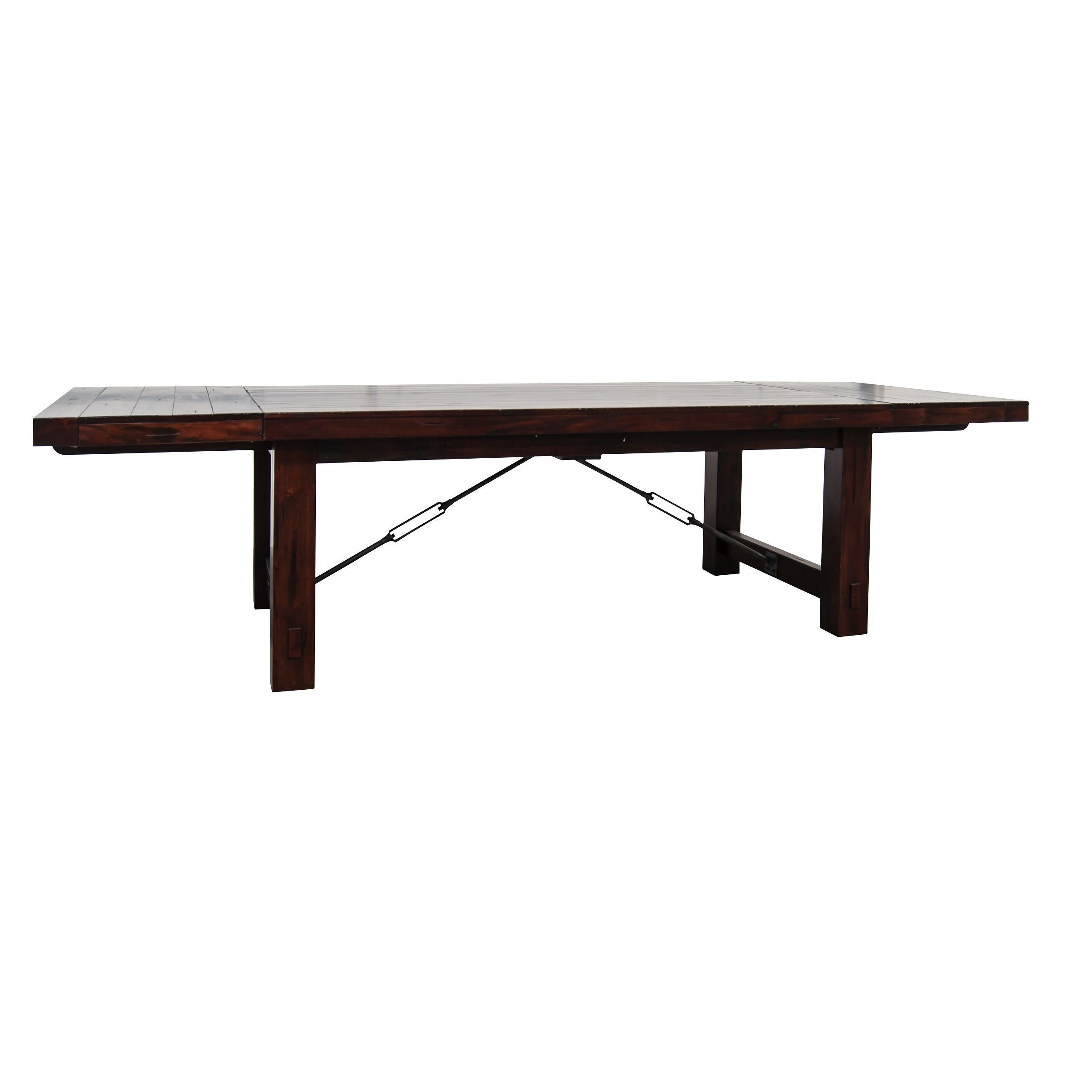 Sunny designs vineyard extension table rustic mahogany brown sunny designs vineyard extension table rustic mahogany brown geotapseo Image collections