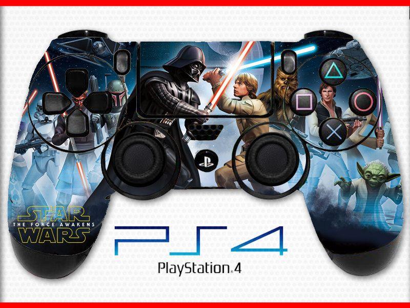 Battlefront Skin PS4 Controller Skin Wrap Sticker ...