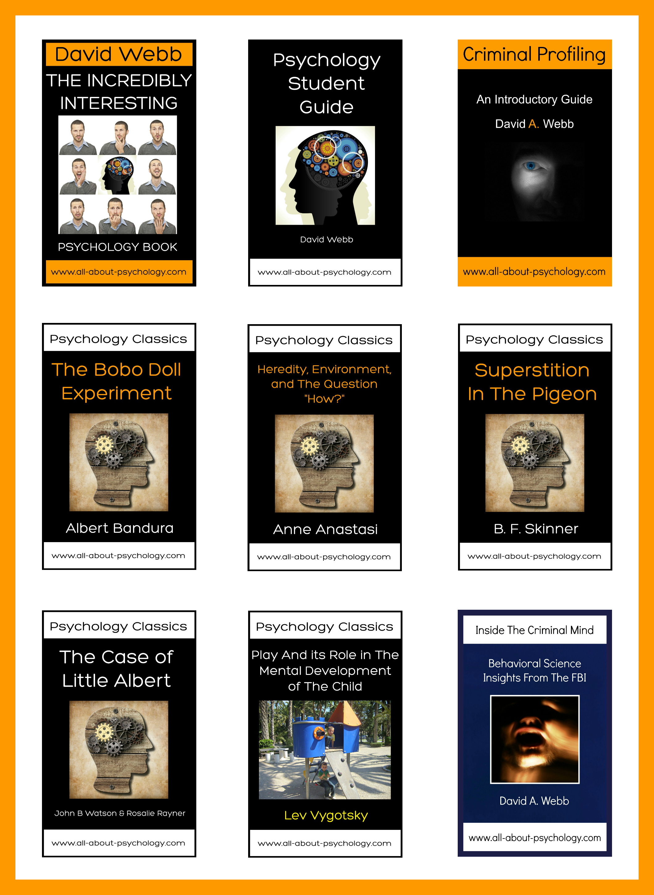 The Free Psychology Books Initiative Abnormal Psychology Book Psychology Books Psychology