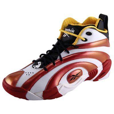 Reebok Shoes Og Redwhite Shaqnosis Blackexcellent Basketball qUMpzVS
