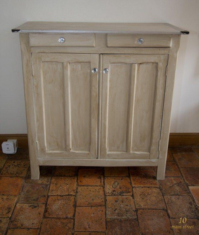 comment transformer un vieux buffet parisien tr s ab m avec des produits lib ron sur www. Black Bedroom Furniture Sets. Home Design Ideas