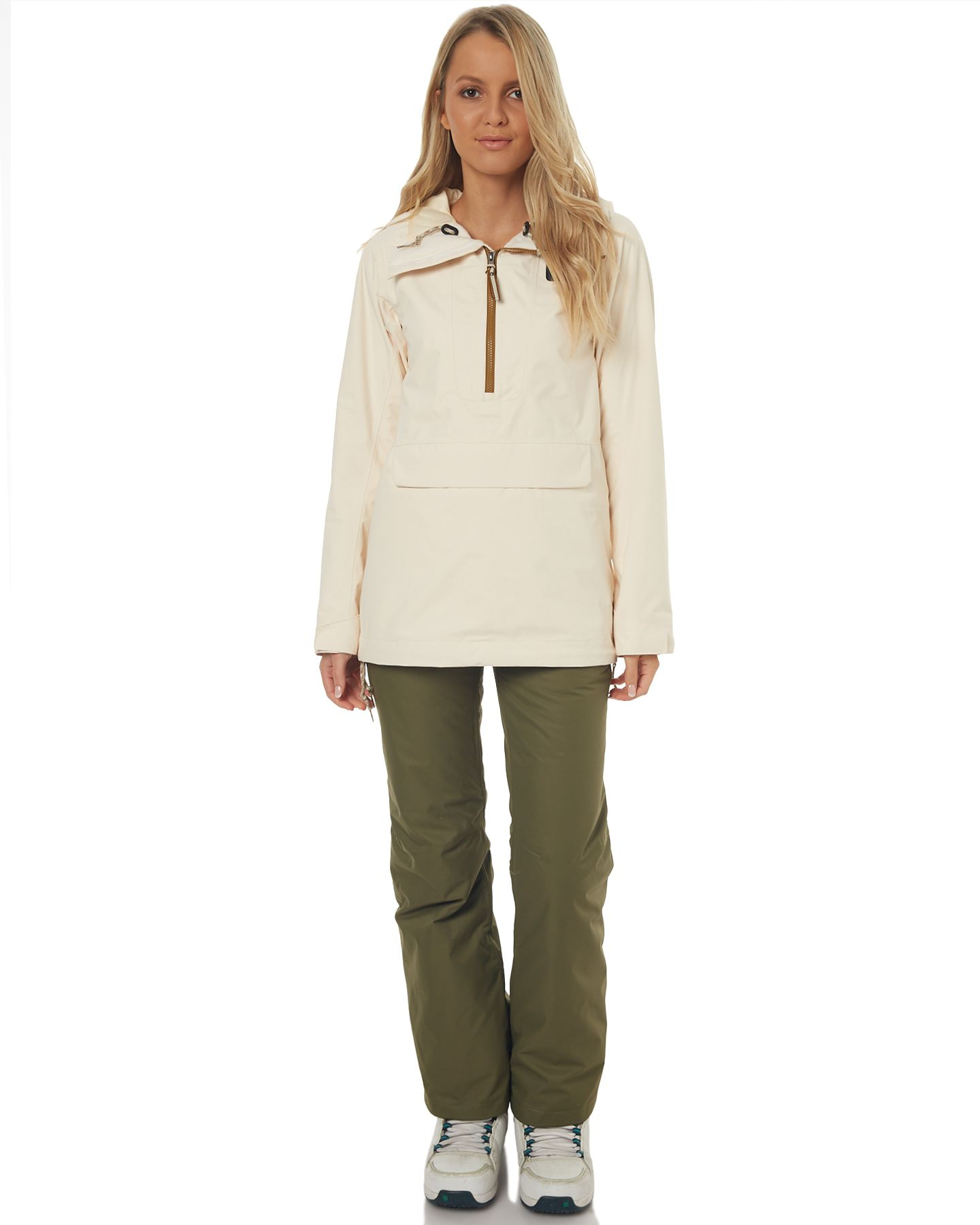 777af879d Womens Tanager Anorak Snow Jacket | Snow gear | Anorak jacket, North ...