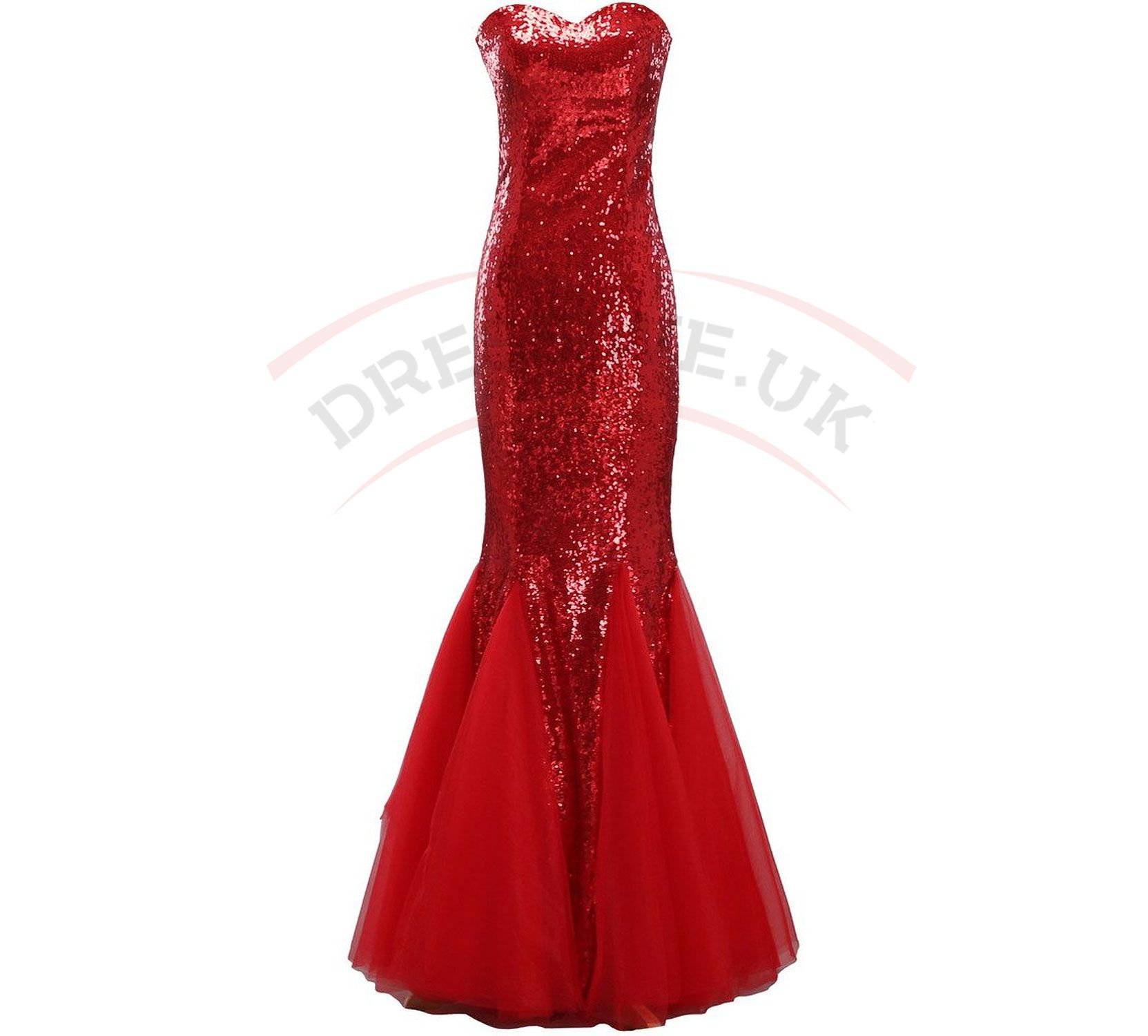 Largos sparkly mermaid prom dressestrumpet fitted prom dresses