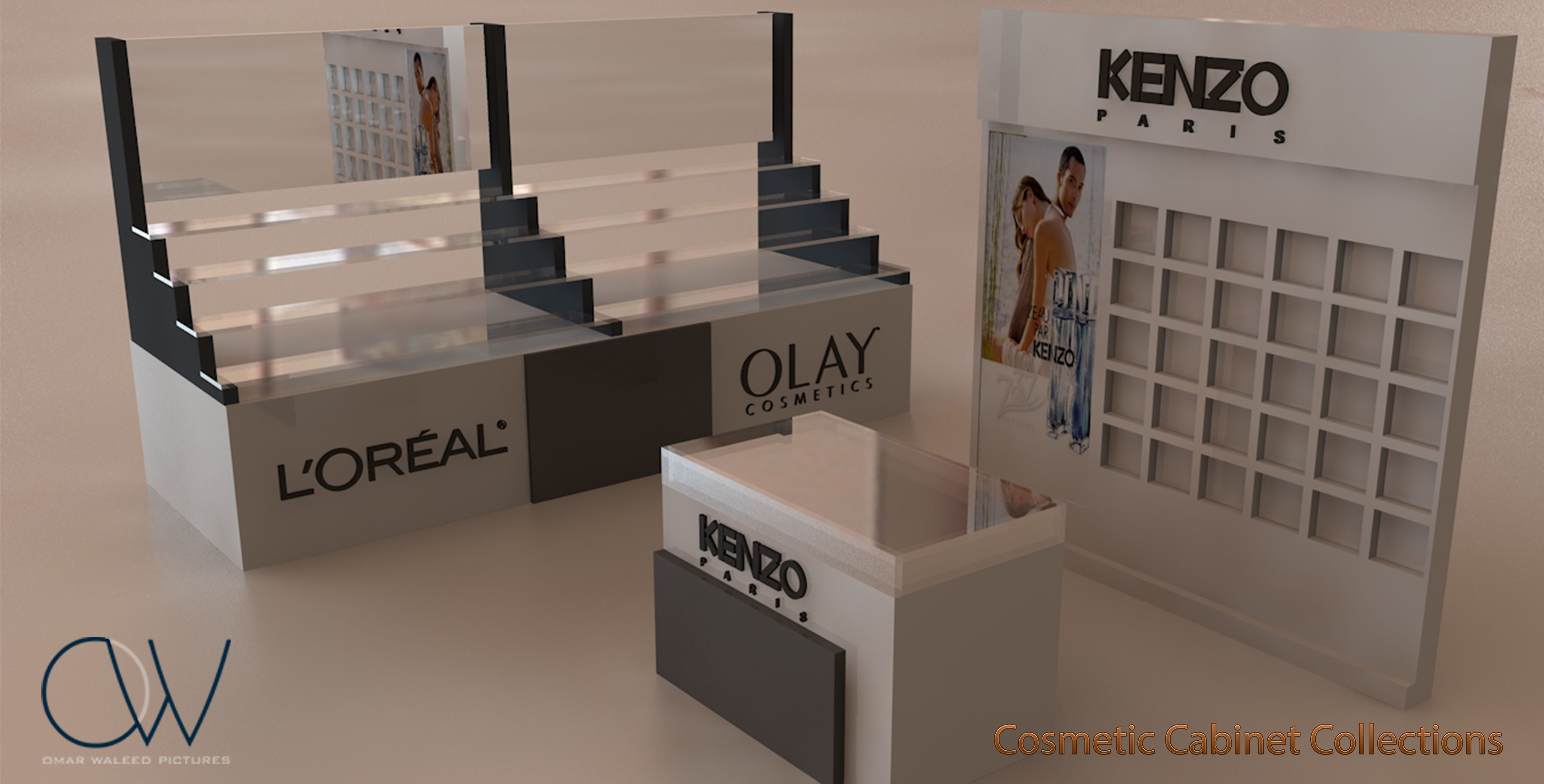 Cosmetic Cabinet Collections