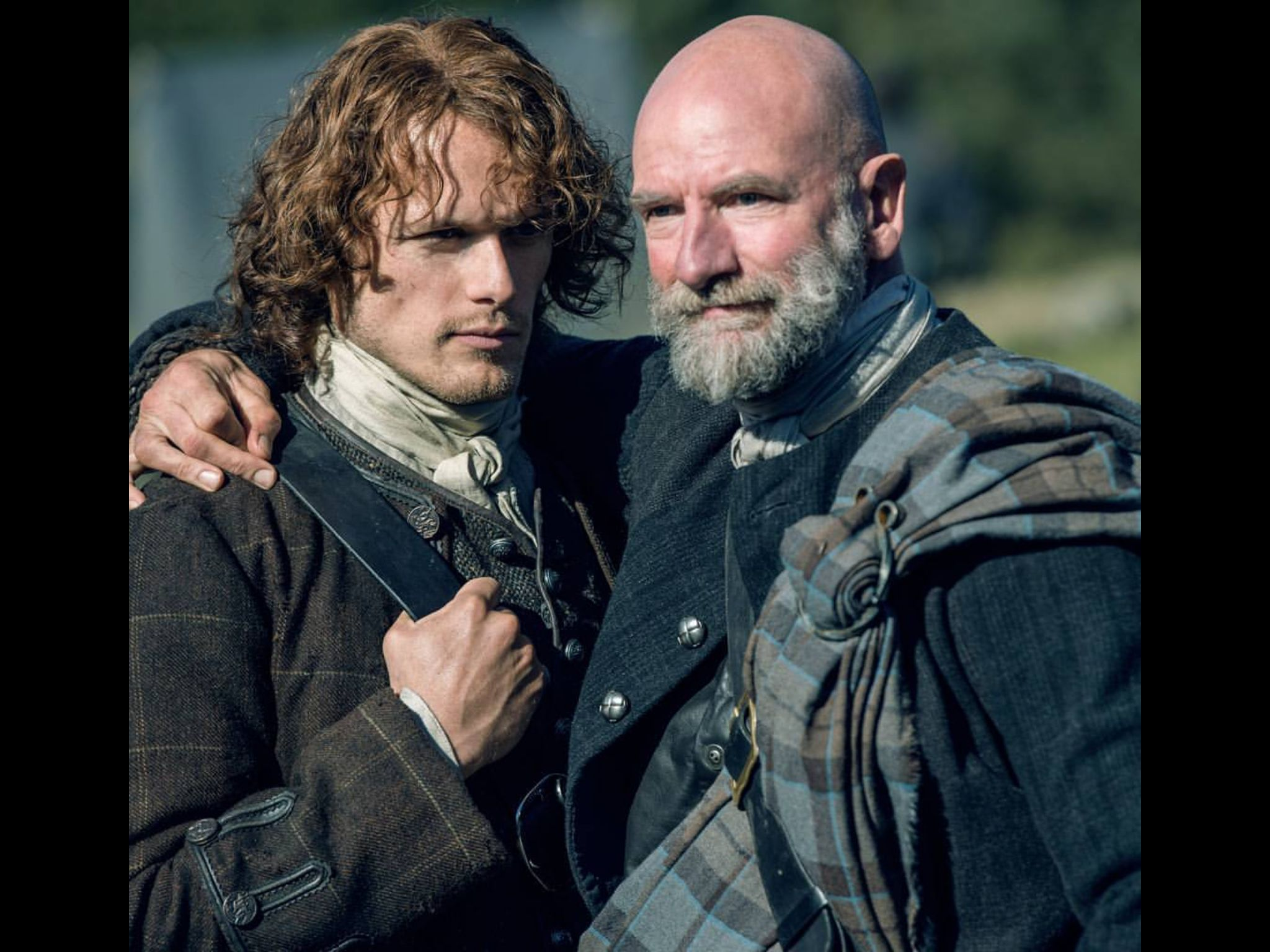 Outlander season 2 @farfarawaysite