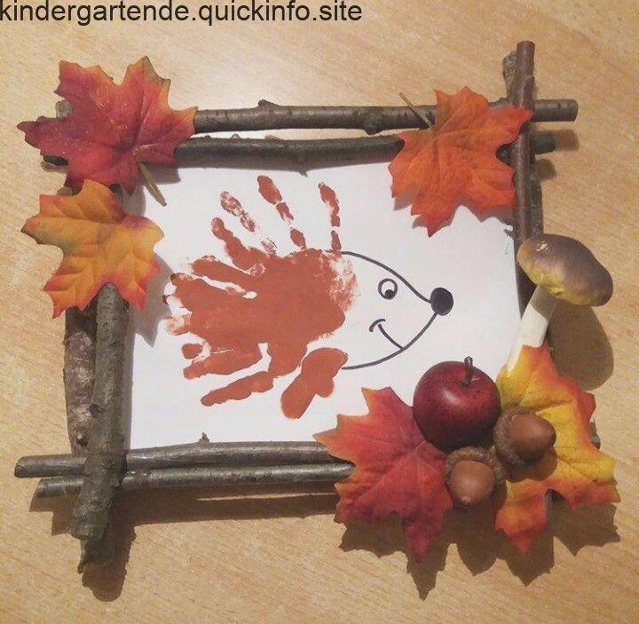 Herbstbastelei  #bastelnmitkindern notes2.dogstyle.gq/ - #bastelnmitkastanienkinder