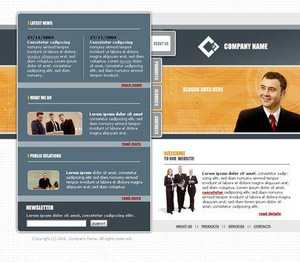 HostGator INSPIRATION Cool Designs Pinterest Template - Hostgator website templates