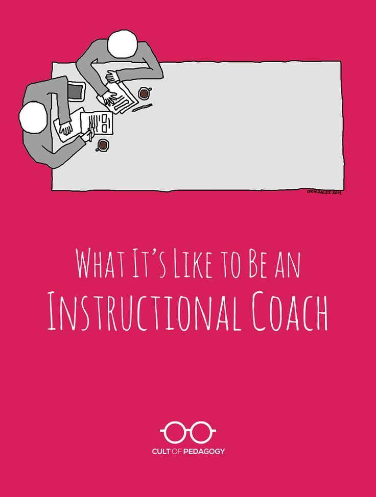 What Its Like To Be An Instructional Coach Teacher Professional