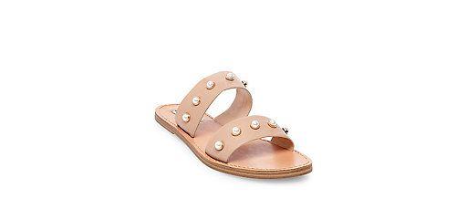 02cb7da2a00 Pearl Flat Sandals