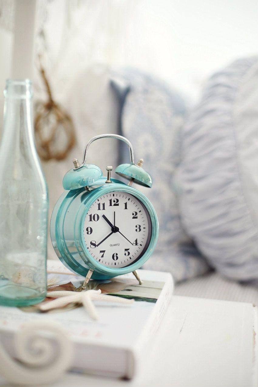 Clic Clock Cute Alarm Design Vintage Clocks Coastal