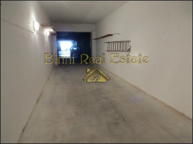 Malta - Garage For Sale or To Let - Swieqi - Malta Property   Direct from Owners   Binni Real Estate Malta - Reference - 001208