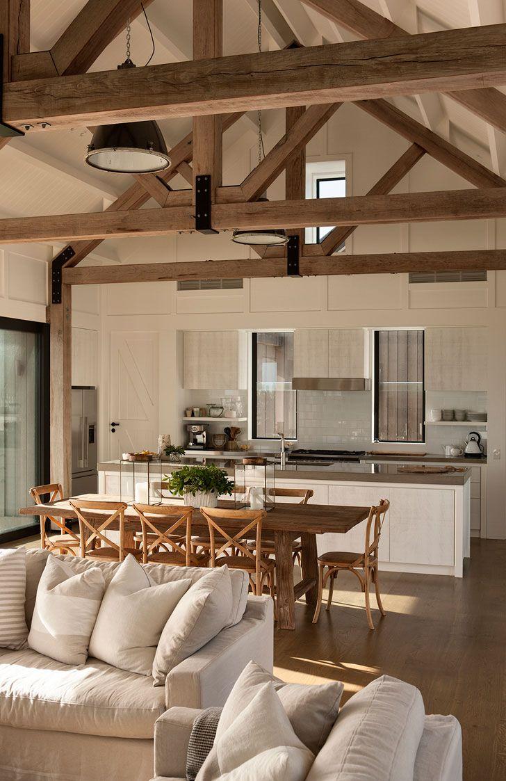 Сбежать на край света! Вдохновляющий дом в Новой Зеландии | PUFIK. Beautiful Interiors. Online Magazine