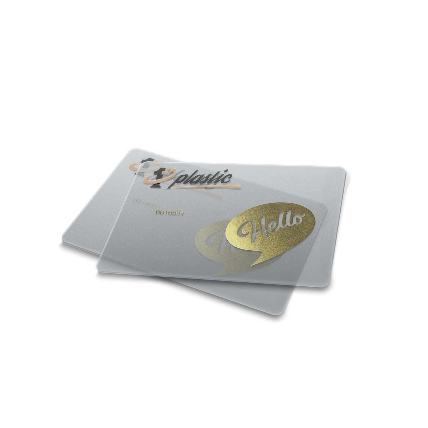 Buy online clear card gold numbering gold foiling browse plastic buy online clear card gold numbering gold foiling browse plastic business card collection reheart Images